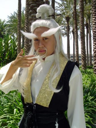 Pai Mei from Kill Bill Vol. 2 worn by kimixkimi