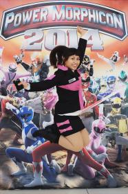 Umeko / Deka Pink from Tokusou Sentai Dekaranger