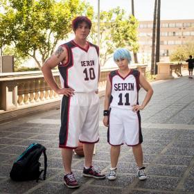 Kuroko Tetsuya from Kuroko's Basketball worn by kimixkimi