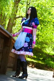 Alice from Alice: Madness Returns worn by Queen Kong