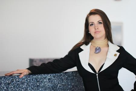 Mia Fey from Phoenix Wright: Ace Attorney
