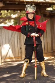 Oda Nobunaga from Fate/Grand Order