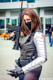 Winter Soldier from Captain America: The Winter Soldier worn by Tenacious Bee