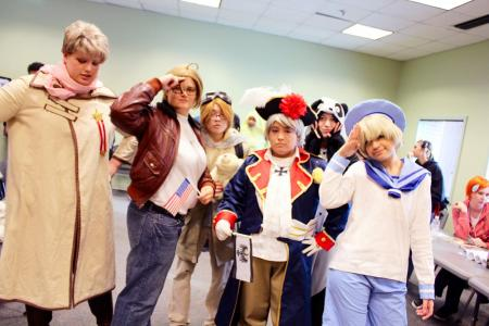 Prussia / Gilbert Weillschmidt from Axis Powers Hetalia worn by jinidesudesu