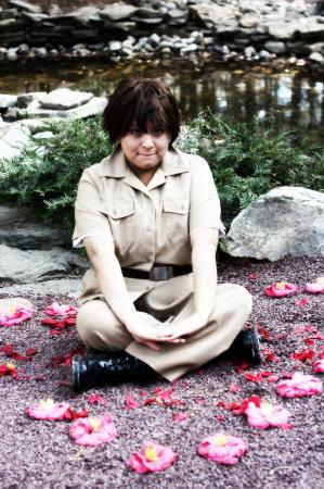Spain from Axis Powers Hetalia worn by jinidesudesu