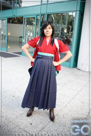 Natsuki Shinohara from Summer Wars