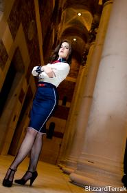 Elizabeth from Bioshock Infinite worn by LadyStaba