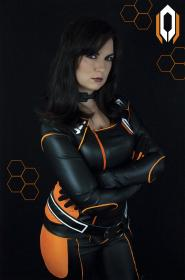 Miranda Lawson from Mass Effect 2 worn by LadyStaba
