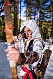 Connor Kenway from Assassin's Creed 3 worn by LadyStaba