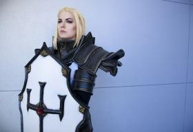 Crusader  from Diablo III worn by LadyStaba