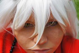 Inuyasha from Inuyasha worn by HS Cosplay