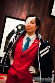 Apollo Justice from Phoenix Wright: Ace Attorney - Dual Destinies