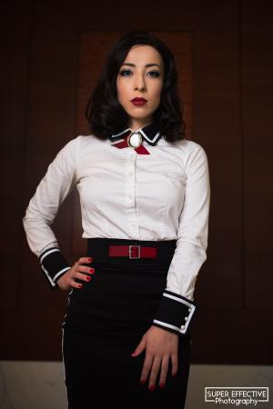Elizabeth from Bioshock Infinite worn by Thia