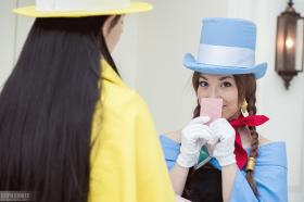 Thalassa Gramarye from Apollo Justice: Ace Attorney