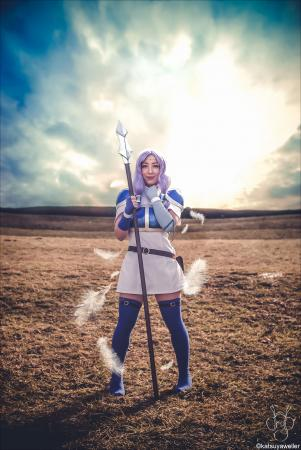 Florina from Fire Emblem: Blazing Sword worn by Thia