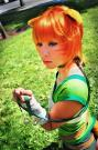 Lethe from Fire Emblem: Path of Radiance worn by Thia