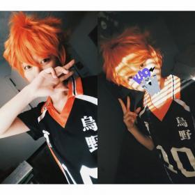Shouyou Hinata from Haikyuu!!