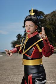 Azula from Avatar: The Last Airbender worn by Faye Lynn