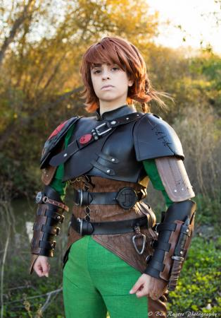 Hiccup from How to Train Your Dragon 2 worn by Faye Lynn