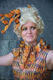 Effie Trinket from Hunger Games, The worn by donttouchmymilk
