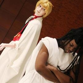 Kassim from Magi Labyrinth of Magic worn by Ladymatsuura