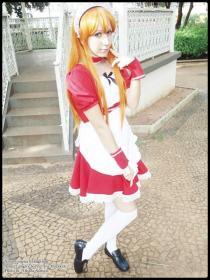 Asuka Langley Sohryu from Neon Genesis Evangelion worn by Tea Mazaki