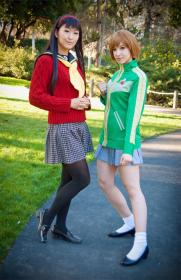 Chie Satonaka from Persona 4 worn by Tenleid