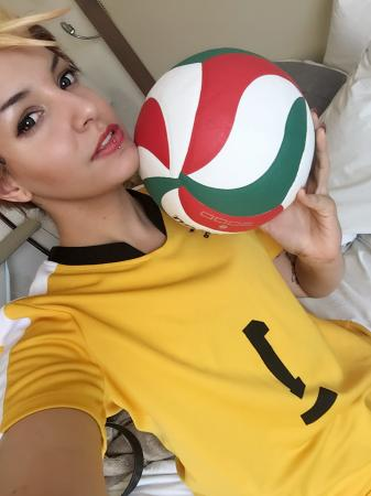 Y??ji Terushima from Haikyuu!! worn by Tenleid