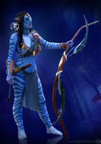 Neytiri from Avatar (James Cameron Movie)