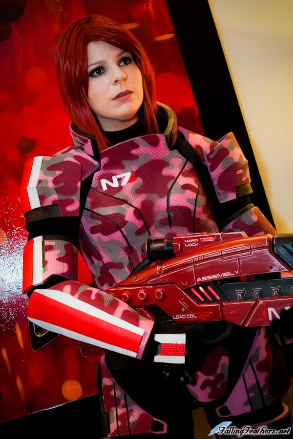 Commander Shepard Mass Effect 3 By Varia Acparadise Com