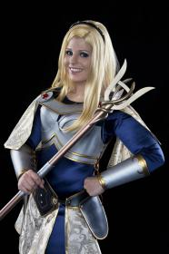 Lux from League of Legends worn by Varia