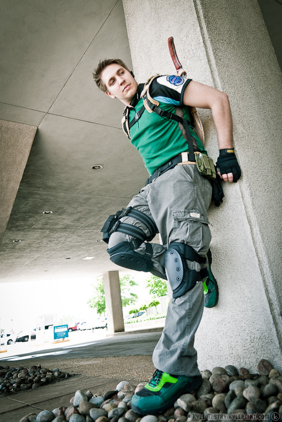 Chris Redfield Resident Evil 5 By The Letter Jay