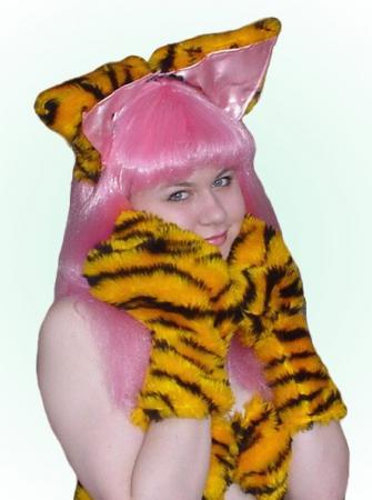 Kitty Girl from Toranoana Mascot
