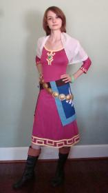 Zelda from Legend of Zelda: Skyward Sword worn by Magsley