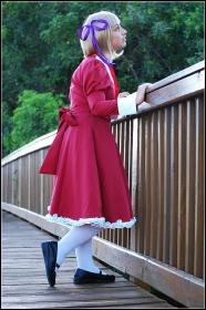 Liechtenstein from Axis Powers Hetalia worn by ataraxiansmile