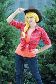 Applejack from My Little Pony Friendship is Magic worn by Koneko YourAverageNerd