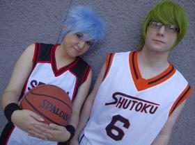 Shintarou Midorima from Kuroko's Basketball