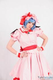 Remilia Scarlet from Touhou Project