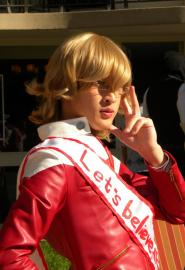 Barnaby Brooks Jr. / Bunny from Tiger and Bunny worn by Shikaru777