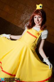 Princess Daisy from Super Mario Brothers Series worn by (the) befu