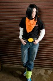Android #17 from Dragonball Z worn by (the) befu