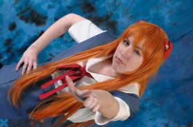 Asuka Langley Sohryu from Neon Genesis Evangelion worn by (the) befu