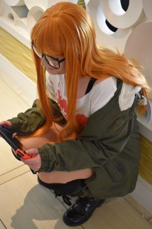 Futaba Sakura from Persona 5