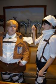 Irvin Smith from Attack on Titan worn by Sidero