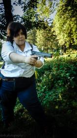 Juli Kidman from The Evil Within worn by Sidero