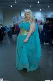 Daenerys Stormborn of House Targeryen from Game of Thrones