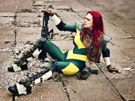 Hope Summers from X-Men