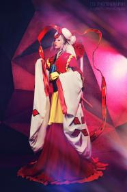 Amaterasu from Five Star Stories worn by Lina Alucard