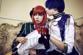 Hijirikawa Masato from Uta no Prince-sama - Maji Love 1000% worn by Lina Alucard