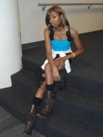 Jill Valentine from Resident Evil 3: Nemesis worn by Akida